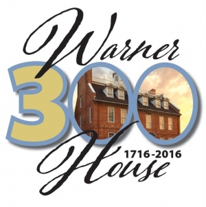Warner House 300th logo